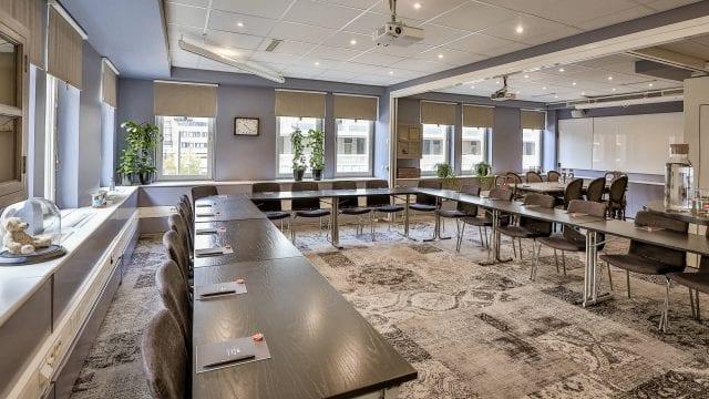 Konferenslokal Klarhetovishet Freys Hotel