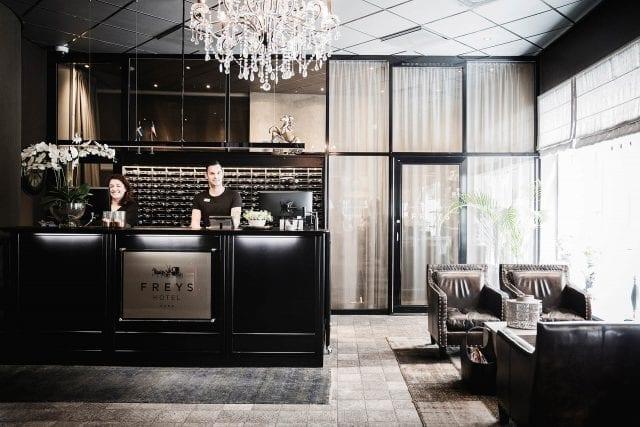 Reception Personal Freys Hotel